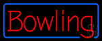Bowling Neon Sign