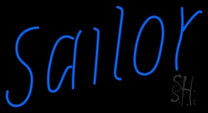 Sailor Neon Sign