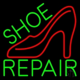 Shoe Repair With Sandal Neon Sign