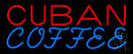 Cuban Coffee Neon Sign
