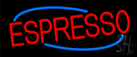 Espresso Coffee Cup Neon Sign