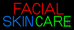 Facial Skin Care Neon Sign