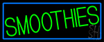 Green Smoothies Neon Sign