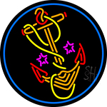 Logo Of Sailor Neon Sign