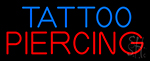 Tattoo Piercing Neon Sign