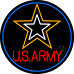 Us Army Neon Sign