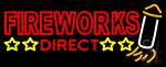 Fire Work Direct Neon Sign