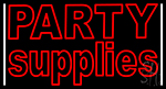 Green Party Supplies 2 Neon Sign