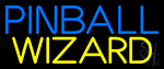 Stylish Pinball Wizard 2 Neon Sign