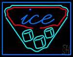 Classic Ice Neon Sign