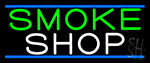 Smoke Shop Neon Sign