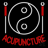Acupuncture Needle Neon Sign