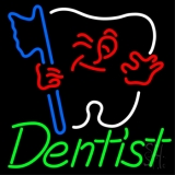 Dentist Neon Sign