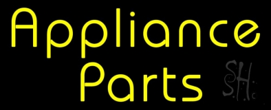 Double Stroke Appliance Parts 1 Neon Sign