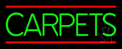 Green Carpets 1 Neon Sign