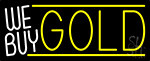 We Buy Gold 1 Neon Sign