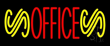 Office 1 Neon Sign