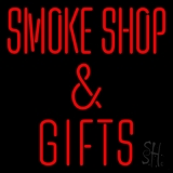 Smoke Shop And Gifts Neon Sign