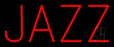 Red Jazz 1 Neon Sign