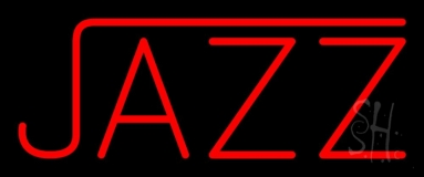 Jazz Block Neon Sign