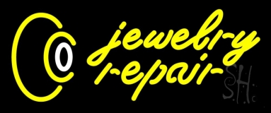 Jewelry Repair Neon Sign