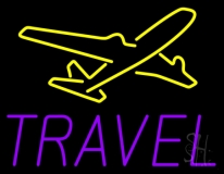 Travel Neon Signs