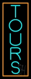 Vertical Tours Neon Sign