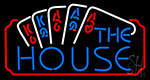 The House Neon Sign