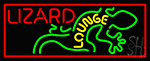Lizard Lounge Neon Sign