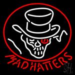 Mad Hatters Neon Sign