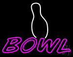 Bowl Neon Sign