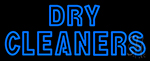Dry Cleaners Neon Sign