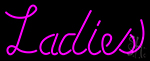 Ladies Neon Sign