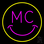 Mc Smile Neon Sign