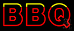 Bbq Red Neon Sign