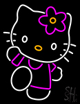 Kitty Neon Sign