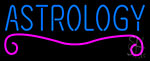 Astrology Neon Sign