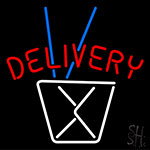 Delivery Neon Sign