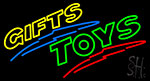 Gift Toys Neon Sign