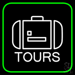 Icon Tours Neon Sign