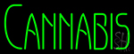 Cannabis Neon Sign