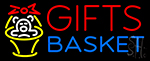 Giftsbasket Neon Sign