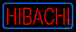 Hibachi Neon Sign