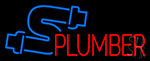 Plumber Red Neon Sign