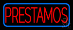 Spanish Loans Prestamos Neon Sign