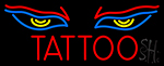 Tattoo Eye Neon Sign