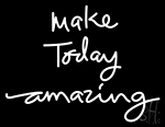Make Today Amazing Neon Sign