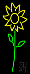 Sunflower Neon Sign