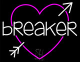 Heart Breaker Neon Sign
