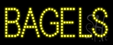 Bagels LED Sign